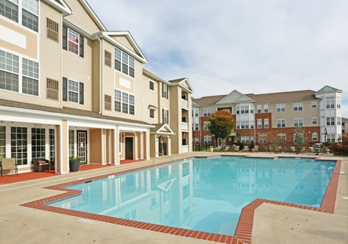 Royerford Pointe apartments pool