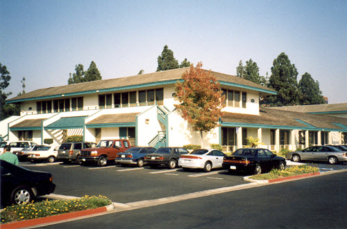 Santa Ana office building