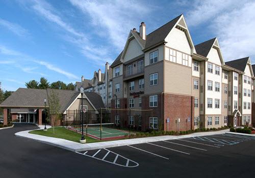 Saratoga Springs Residence hotel