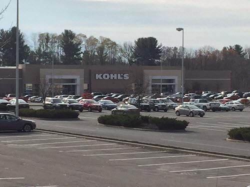 Saratoga Springs Kohl's