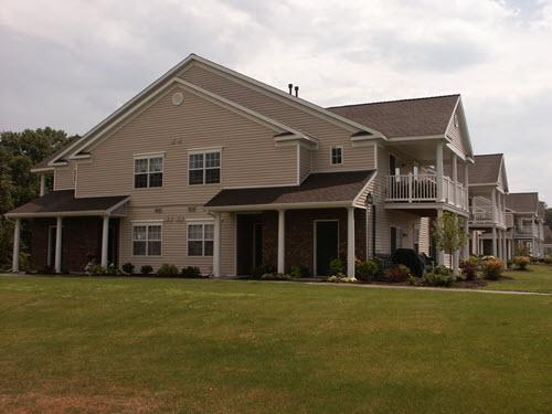 Saratoga Heritage apartments