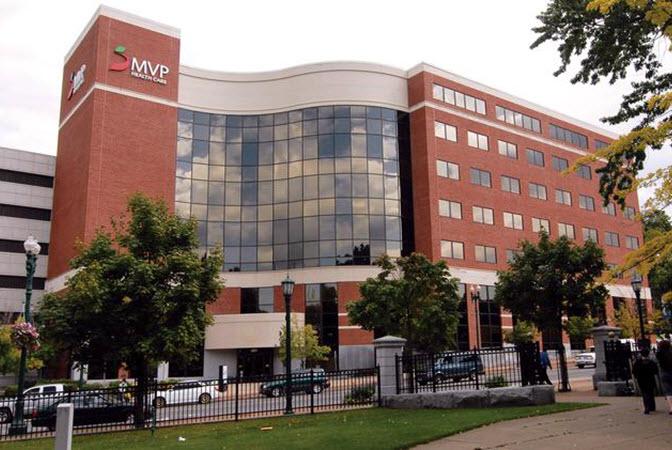 Schenectady MVP office building