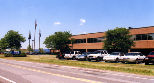 Selkirk office building