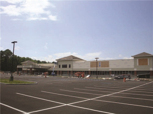 Slingerlands Vista shopping center