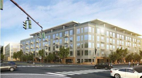 Stamford Tresser apartments