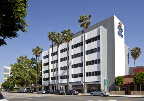 Toluca Lexham Burbank office building