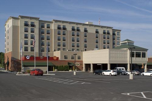 Troy Garden Inn hotel