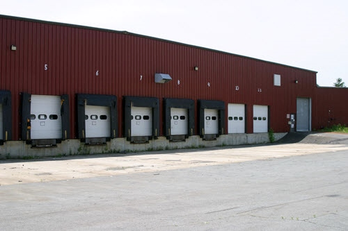 Troy Valve industrial building