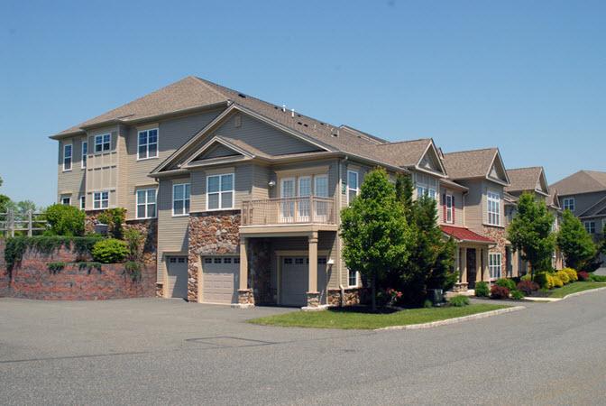 Macungie Parkland apartment complex