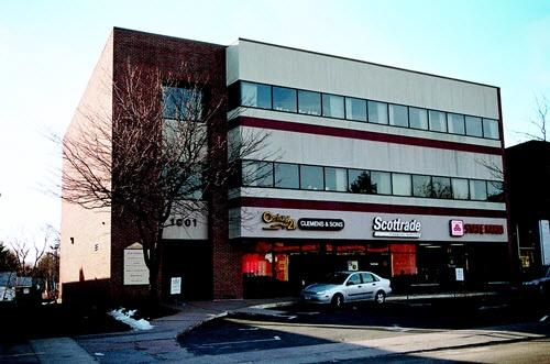 West Hartford office building