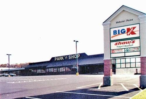 Webster shopping center