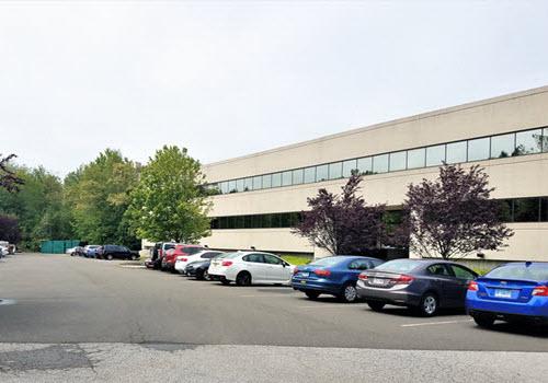 Westport office building exterior