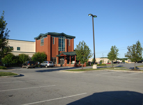 Wilton medical office building