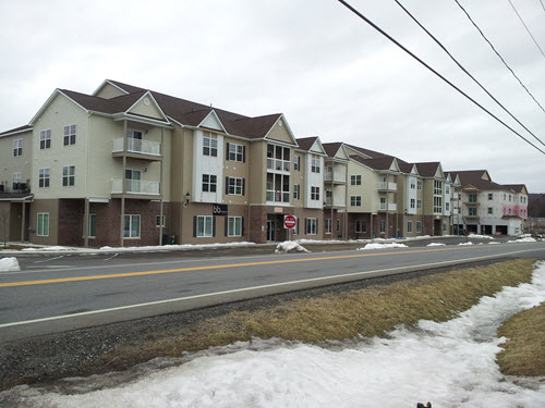 Wilton Cross apartments