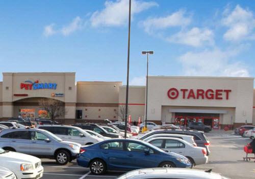Wilton shopping center
