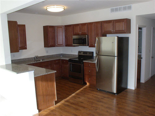 Wilton Ridge apartments kitchen