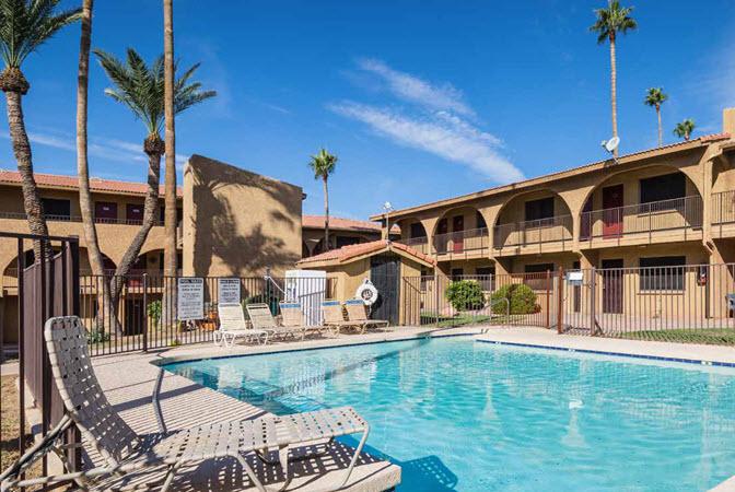 Phoenix apartment complex