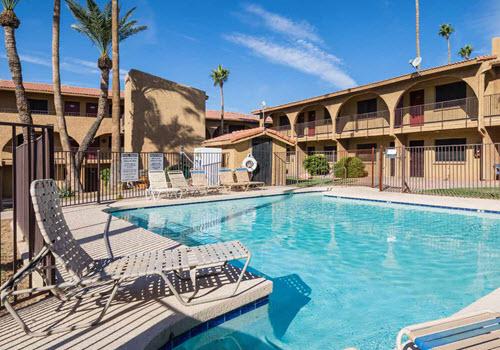 Apartment complex, Phoenix, AZ